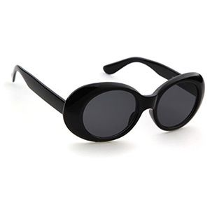 aee0b5fdb2d2 Sunny Spex Accessories - Jackie O. Black Sunglasses Oversized Clout Goggles